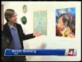 DIA Student Art Award - WDIV - 4-27-12
