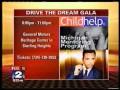 Child Help Gala - Fox 2 - 5-5-12