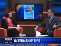 Internship Tips from Career Expert Laura Labovich on Fox 5